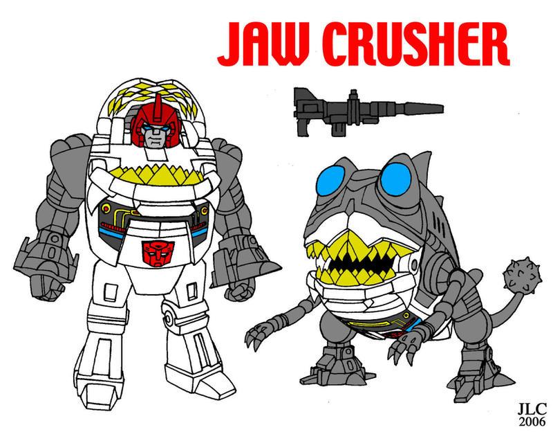 Jaw Crusher by Jochimus