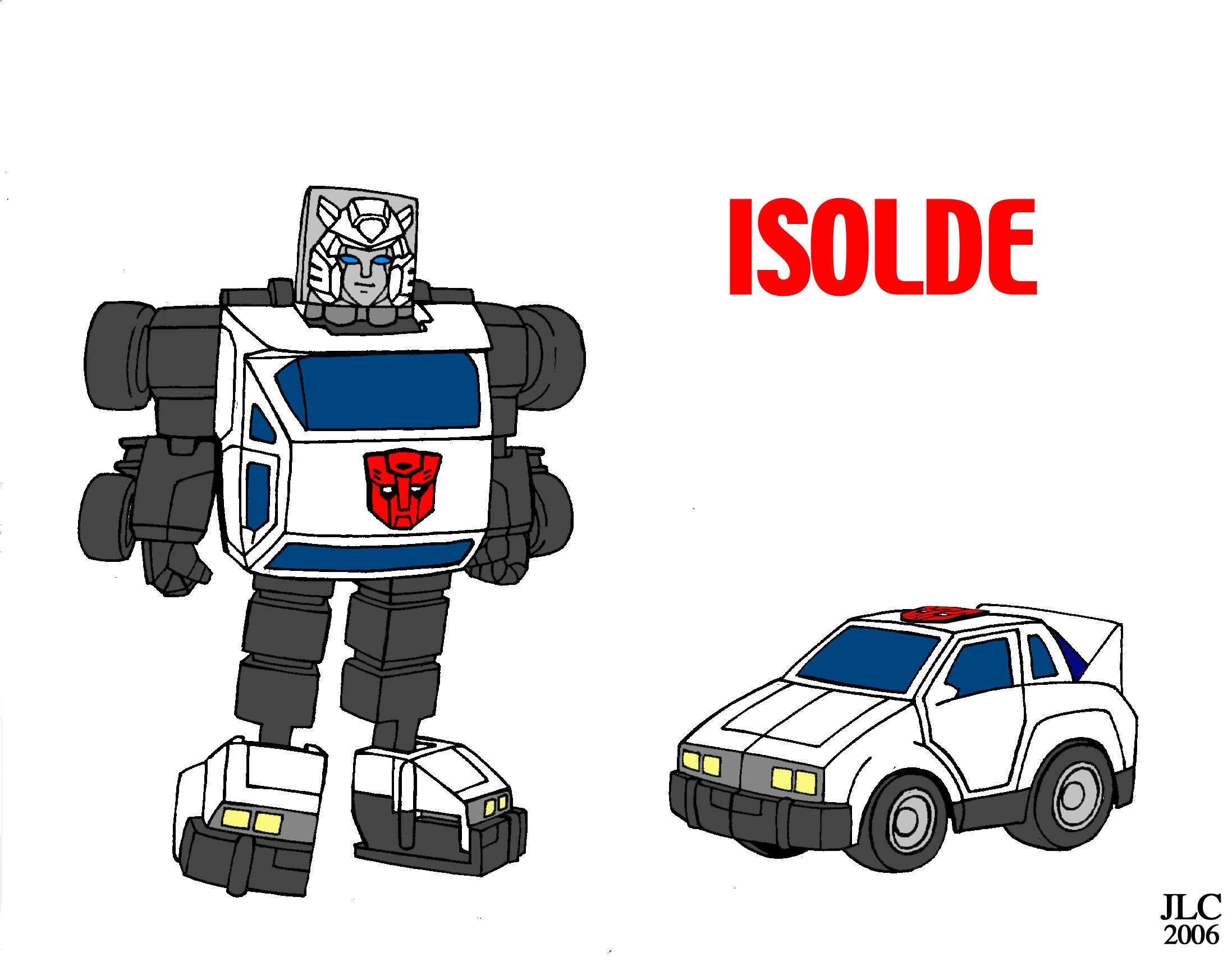 Isolde by Jochimus