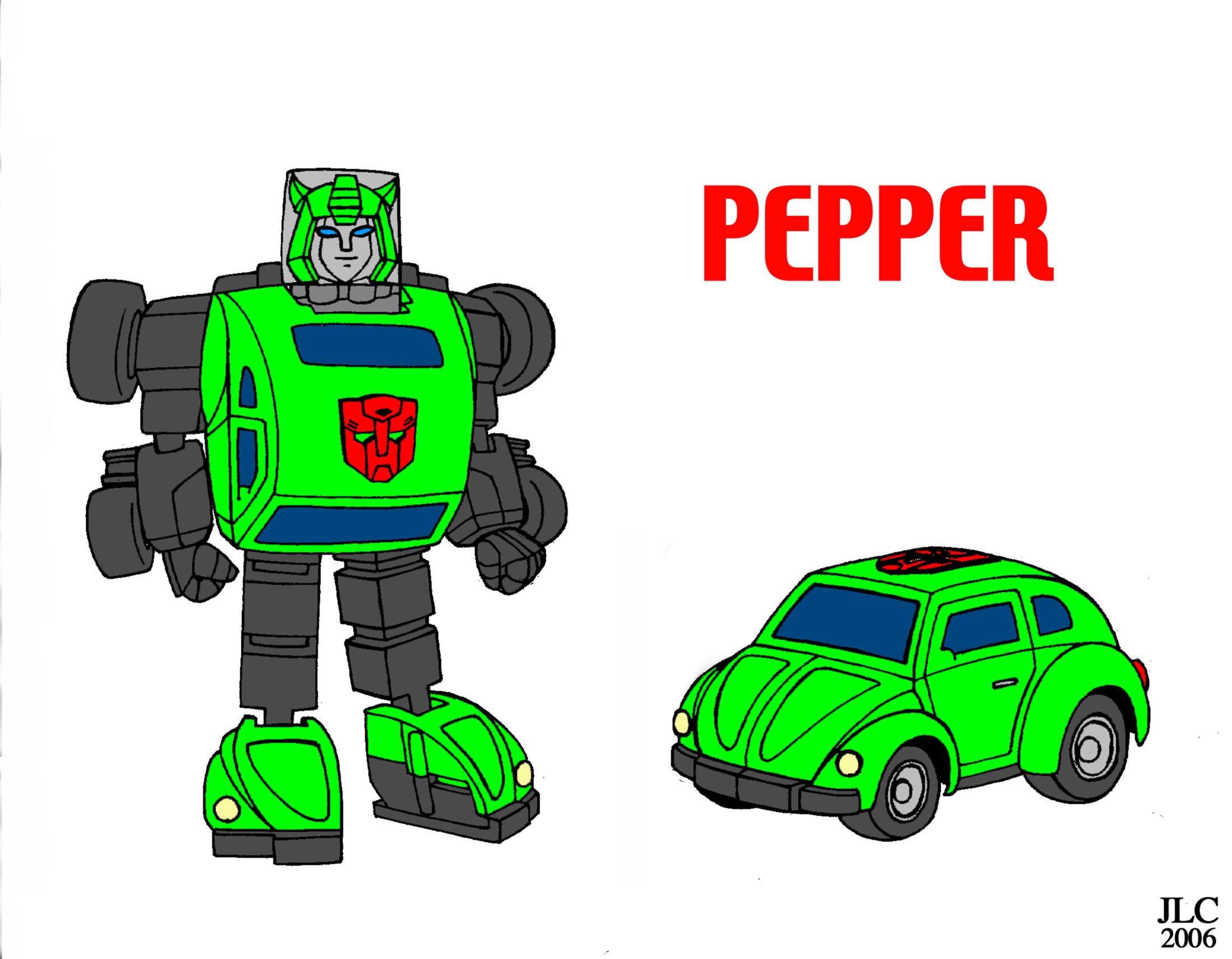 Pepper by Jochimus