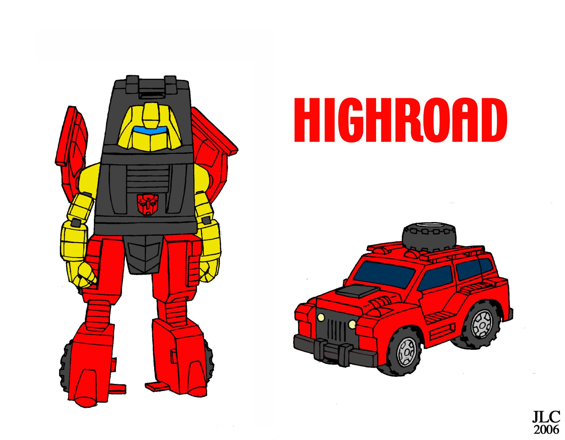 Highroad by Jochimus