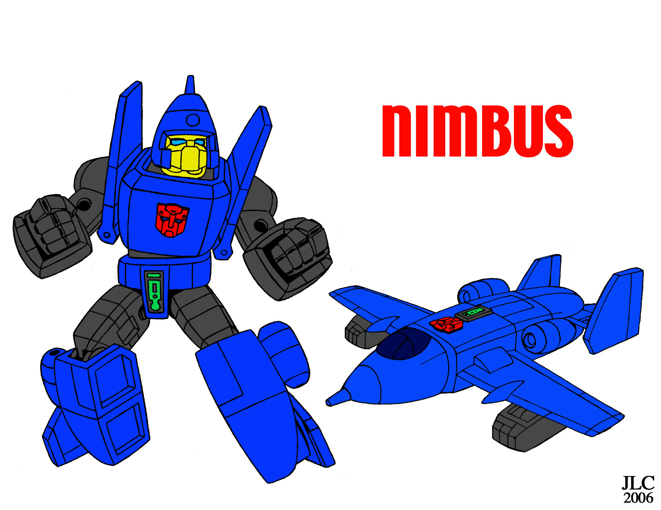 Nimbus by Jochimus