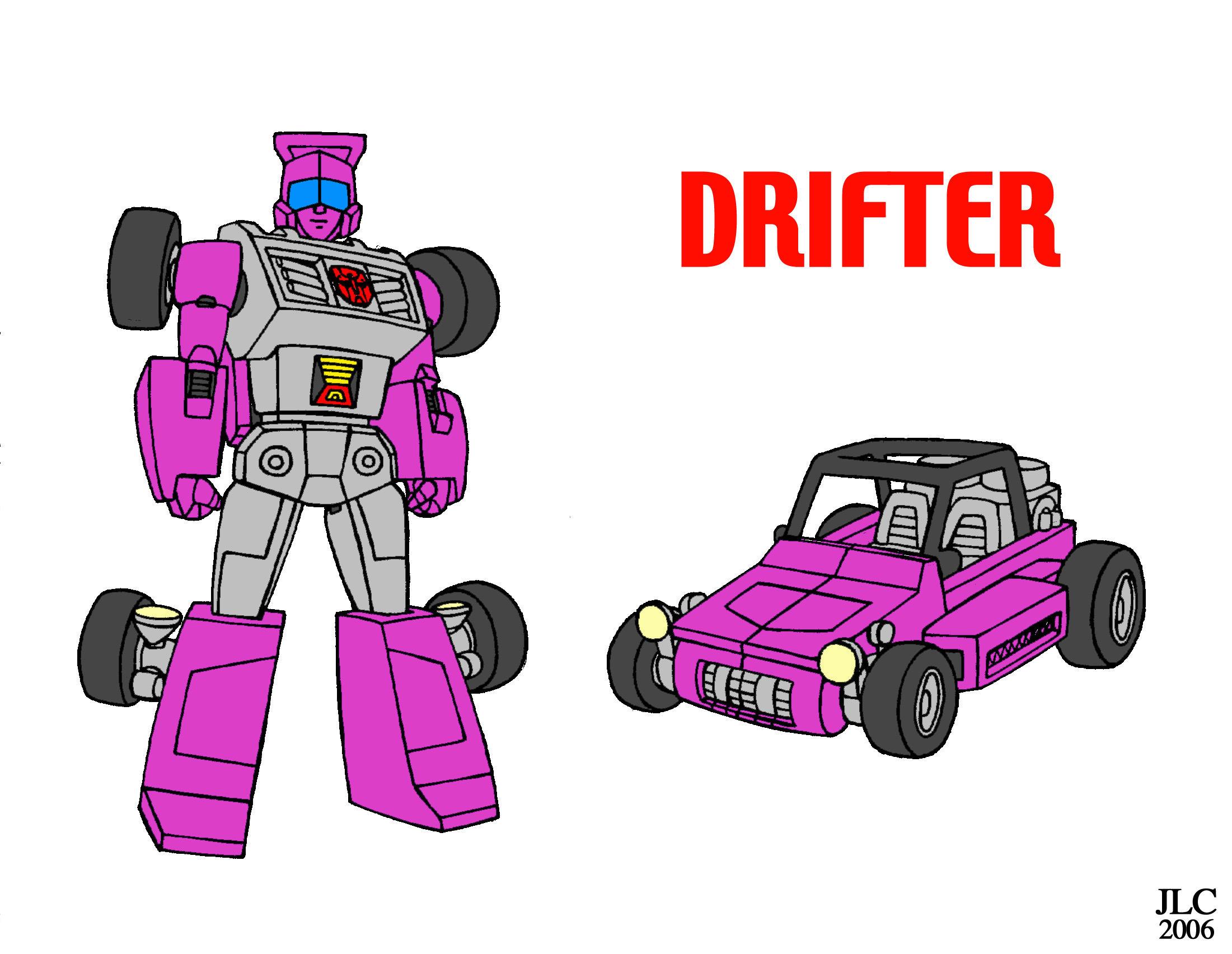 Drifter by Jochimus