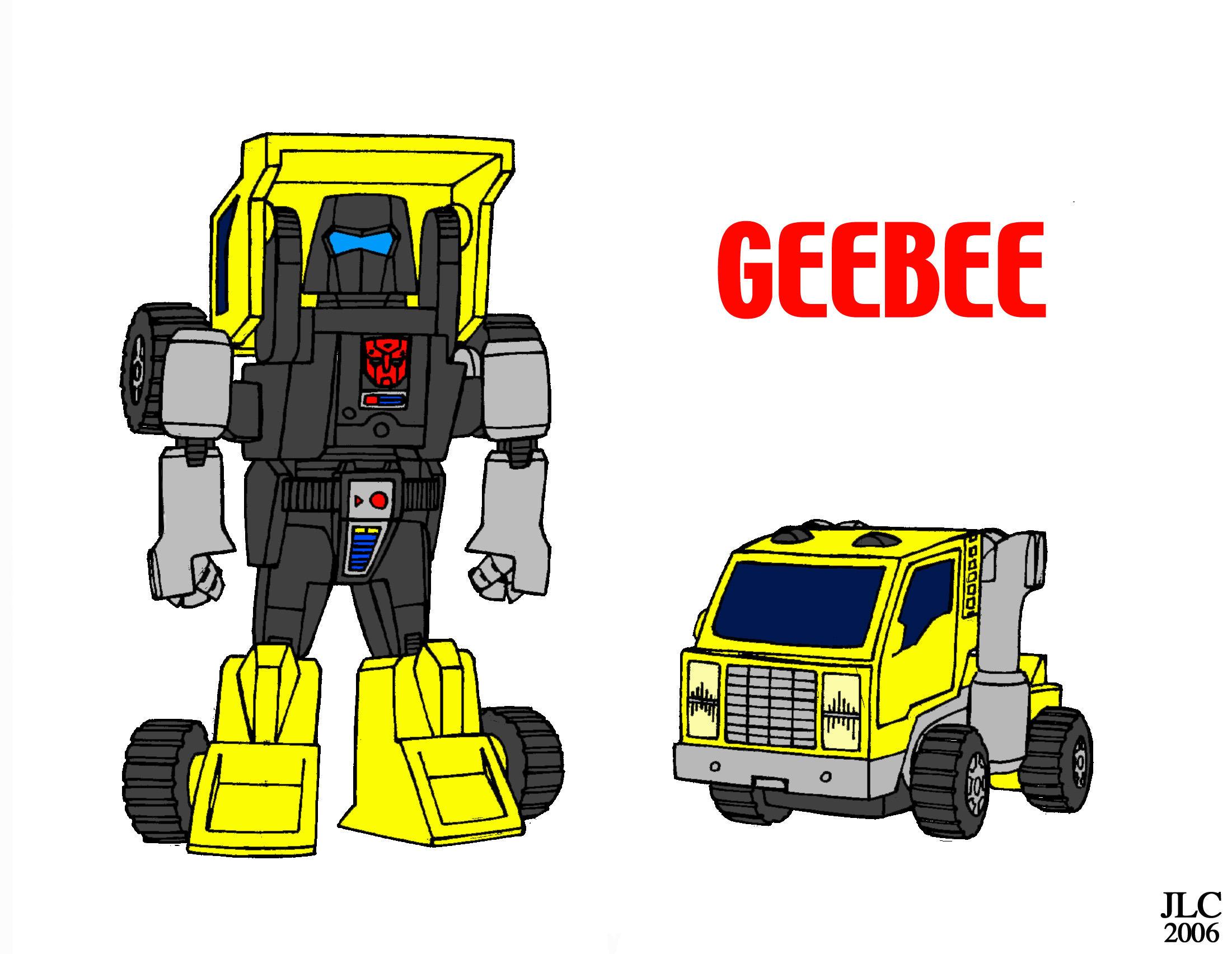 Geebee by Jochimus