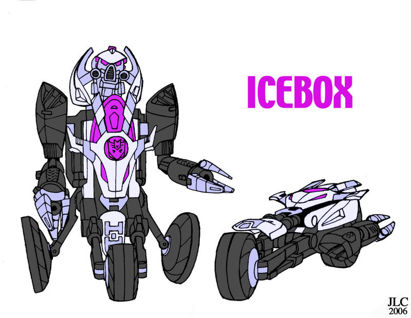 Icebox by Jochimus