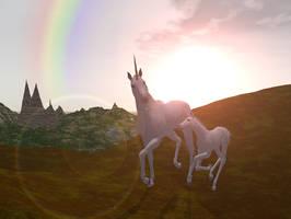 Unicorns by crazyllama