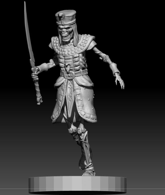 Esqueleto by sapoirlandes