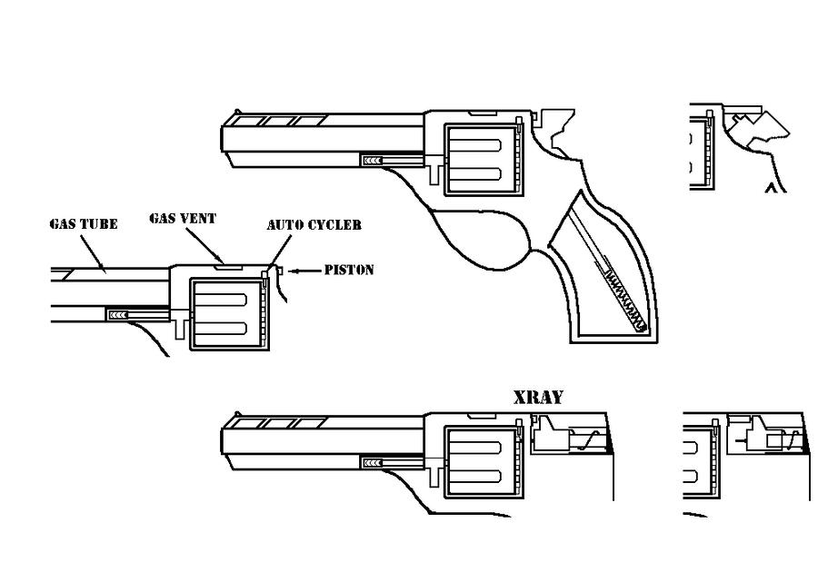 Auto-Revolver Concept for L9OBL by SgtMuffin
