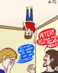 No Peter. Peter no. by Cera-Tay
