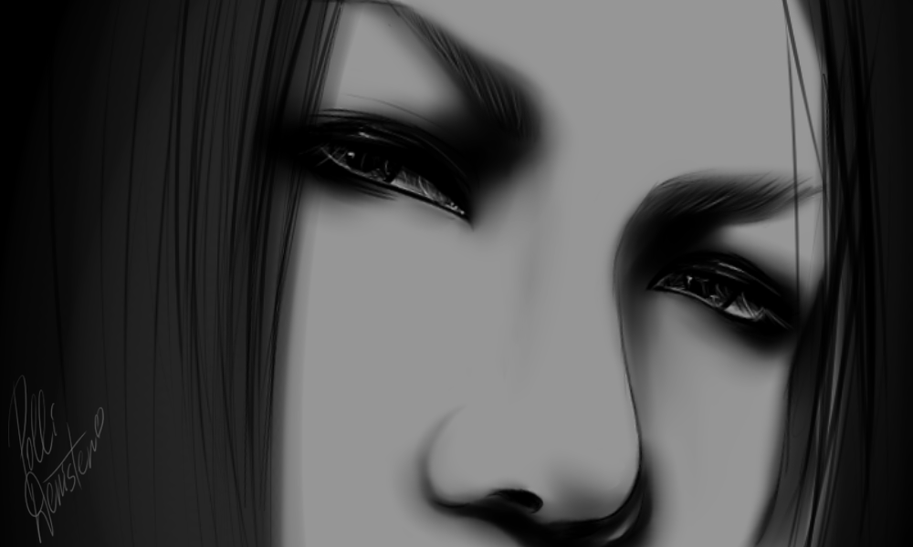 Silver eyes / Aoi the GazettE by pollidenister