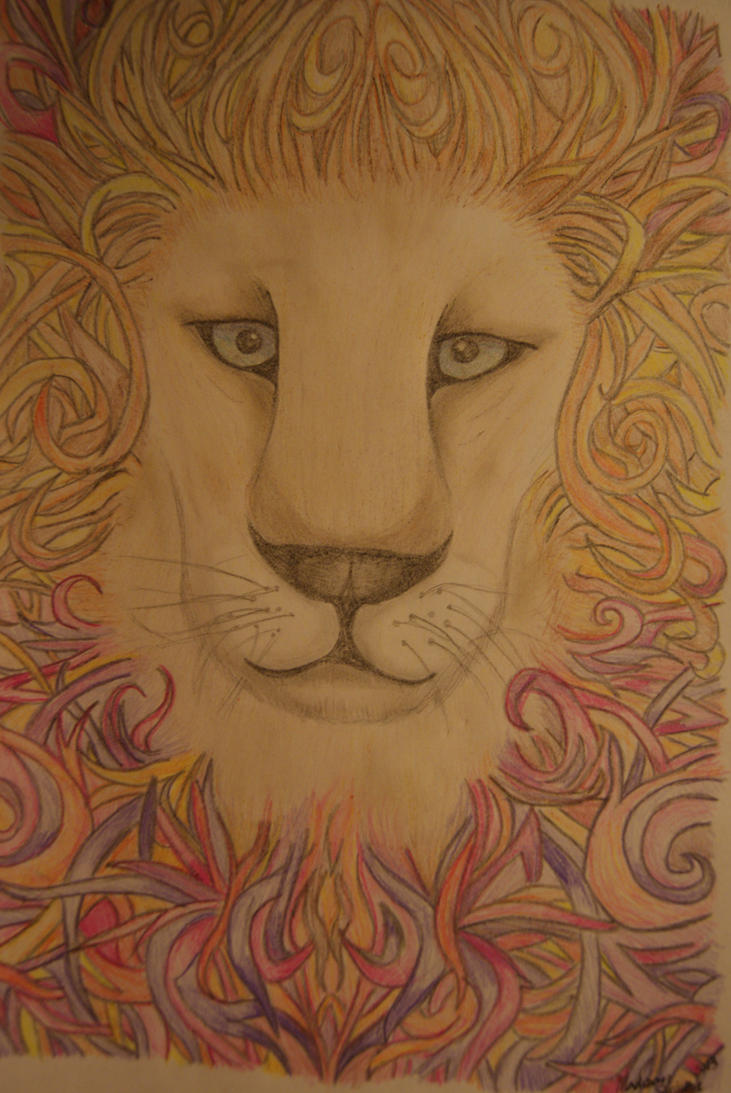 ..:lion:.. by greckels