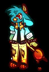 Clown - liquid myo