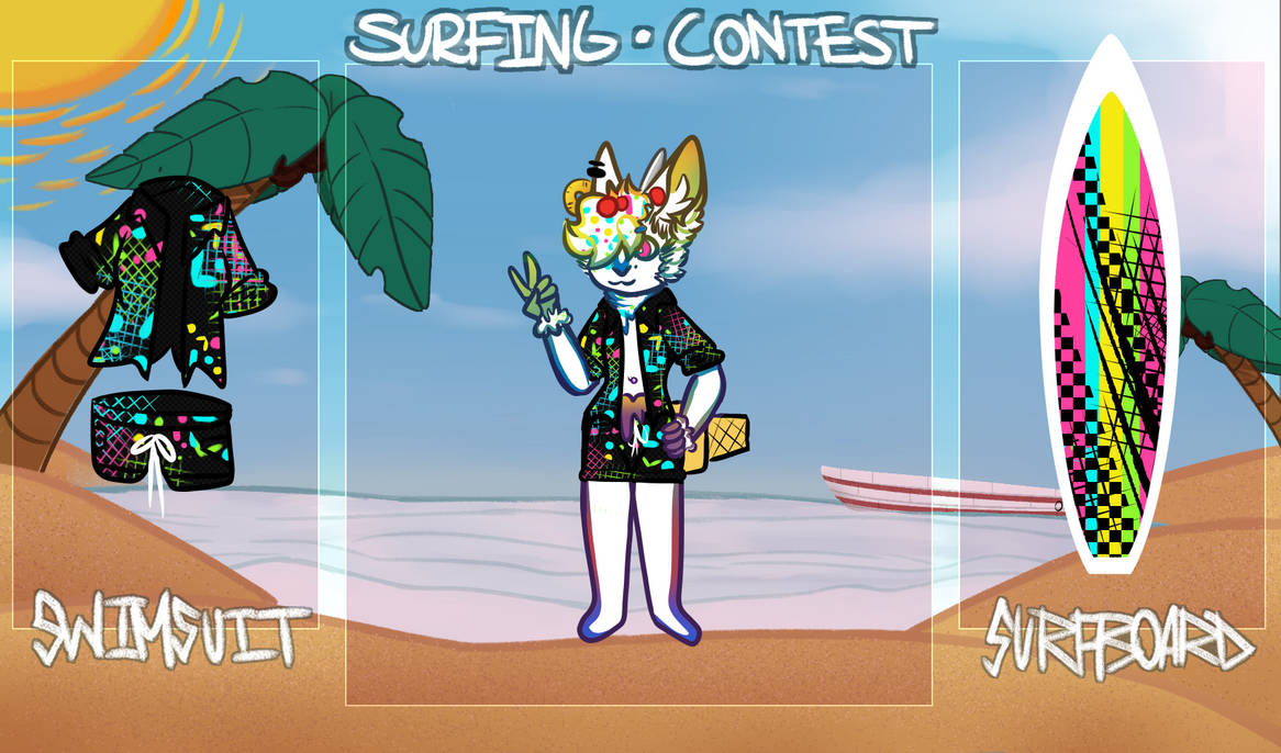 Surf Contest Entry