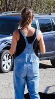Heavily pregnant Mila Kunis I 447