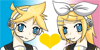 Vocaloids - Colored Kagamines by Inuyashacatlover