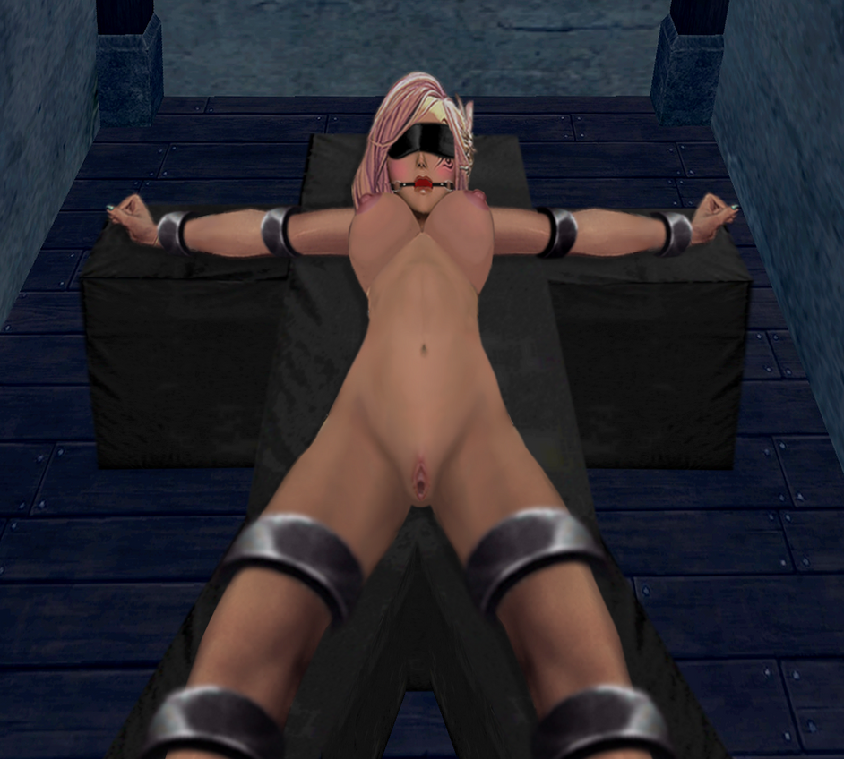 Anuriel On The Bondage Factory Project Story Game  by sakura-tk-arts