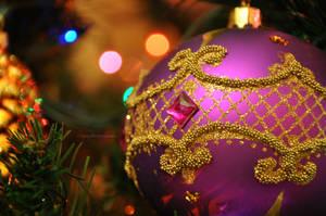 Christmas ball by fotografka