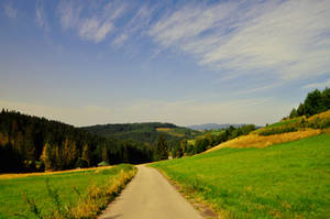 Morning mountain hike by fotografka