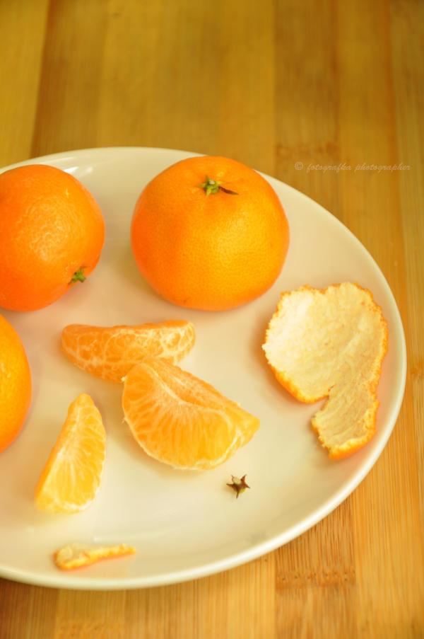 Mandarins by fotografka