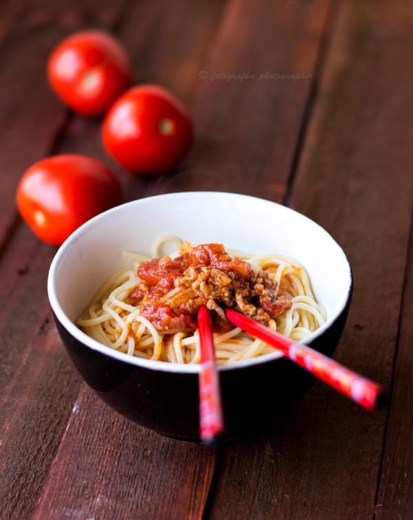 Spaghetti by fotografka