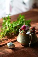 Chocolate eggs by fotografka