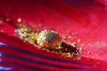 Glitter galaxy by fotografka