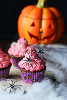 Scary muffins by fotografka