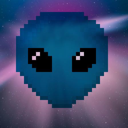 Pixel alien by the-revenge-reaper