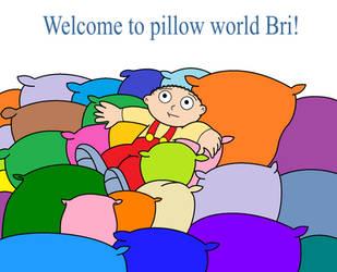 Pillow world by Mgodmode