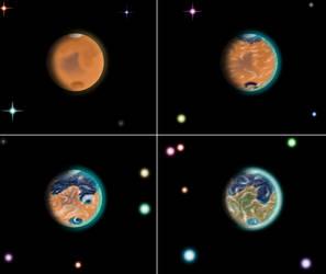 Terraforming Mars by Mgodmode