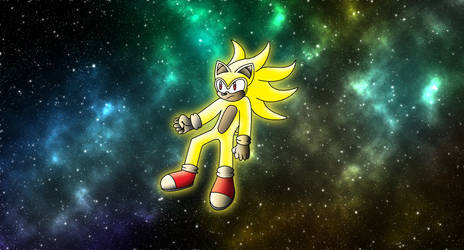 Super Sonic by Mgodmode