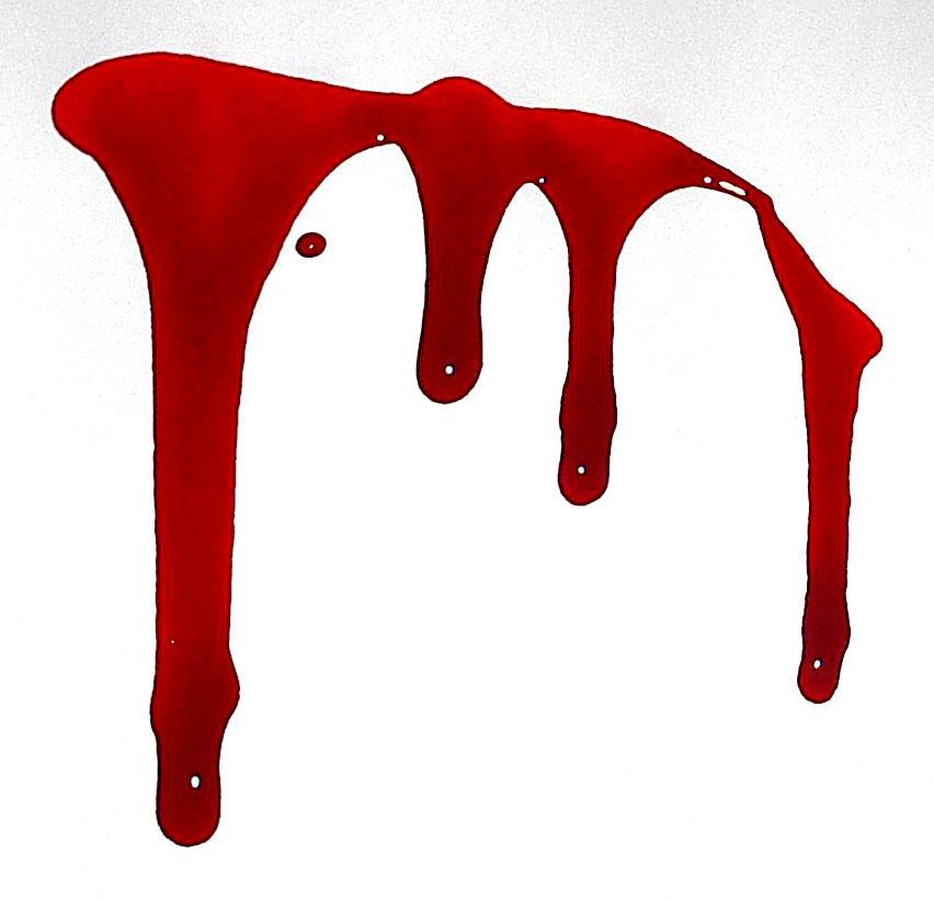 Blood Dripping Wallpap...