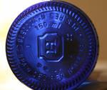 Blue Bottle Bottom