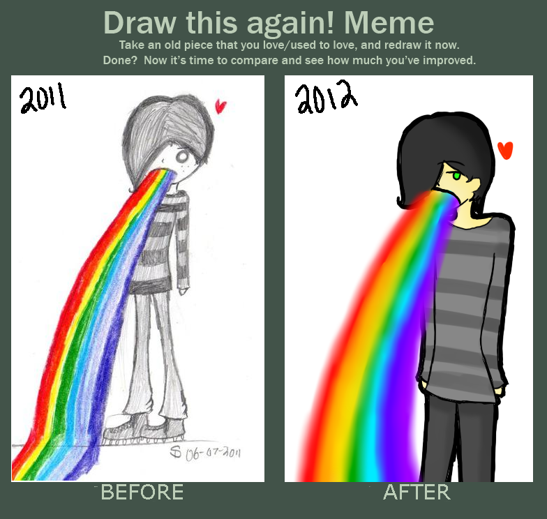 rainbow_puke_ftw___redraw_by_rosygirl97 d5pc4t9 rainbow puke ftw redraw by rosygirl97 on deviantart