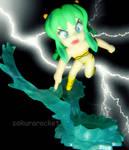 Lum Shock Figure by sakurarocket