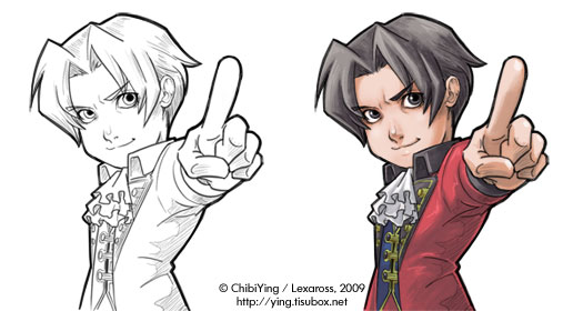 PW - SD Young Edgeworth by lexaross