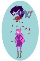 Falling Leaves by muffinsja