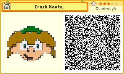 Kenta Crashmo by DerekminyA