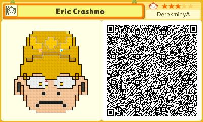 Eric Crashmo by DerekminyA