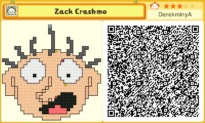 Zack Crashmo by DerekminyA