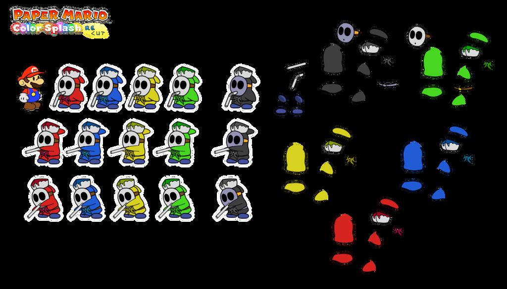 Slurp Guys DMZ (Color Splash Recut) by DerekminyA
