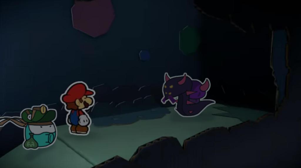 Paper Mario Color Splash Recut altered image 3 by DerekminyA