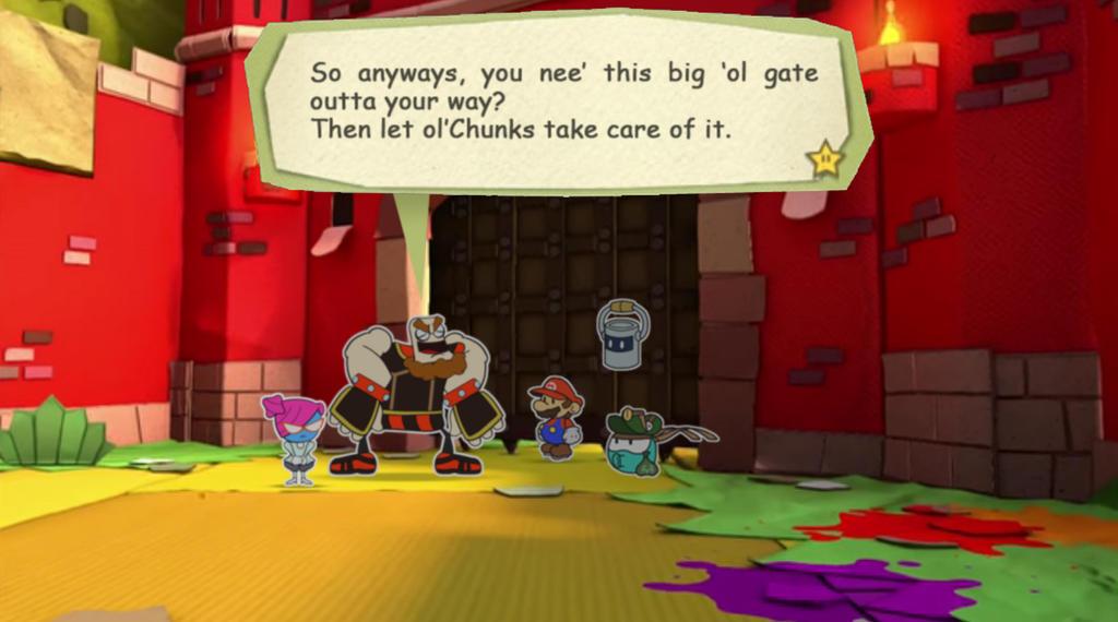 Paper Mario Color Splash Recut altered image 6 by DerekminyA