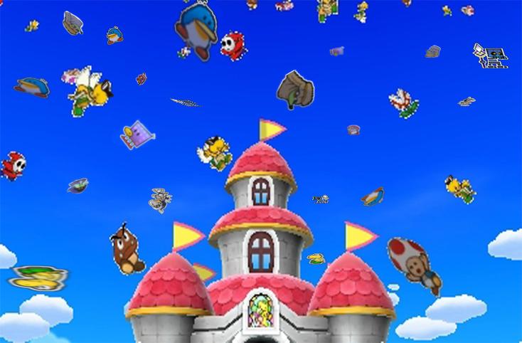 Mario and Luigi Paper Jam Recut altered pic 1 by DerekminyA