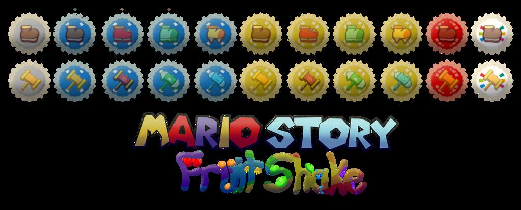 Fruit Cap examples by DerekminyA