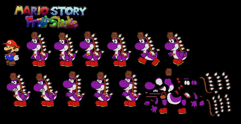 Kyorsha (Mario Story Fruit Shake) by DerekminyA