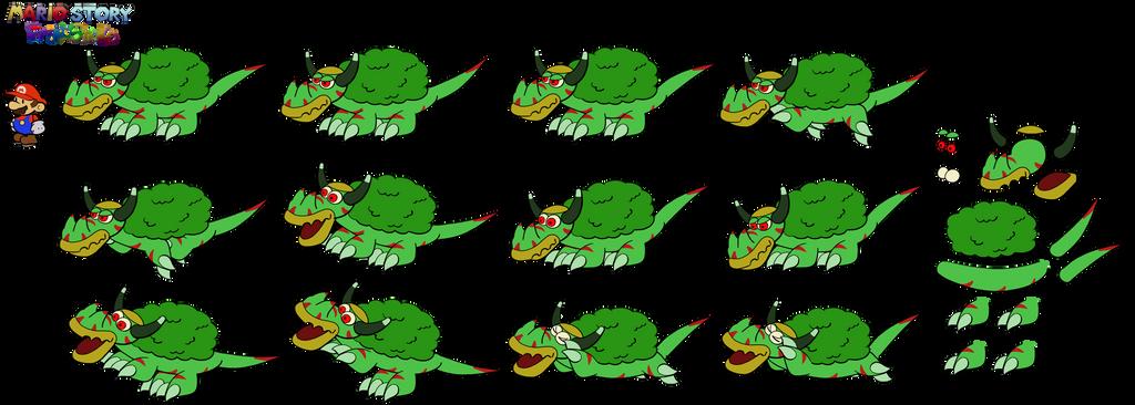 Drogico (Mario Story Fruit Shake) by DerekminyA