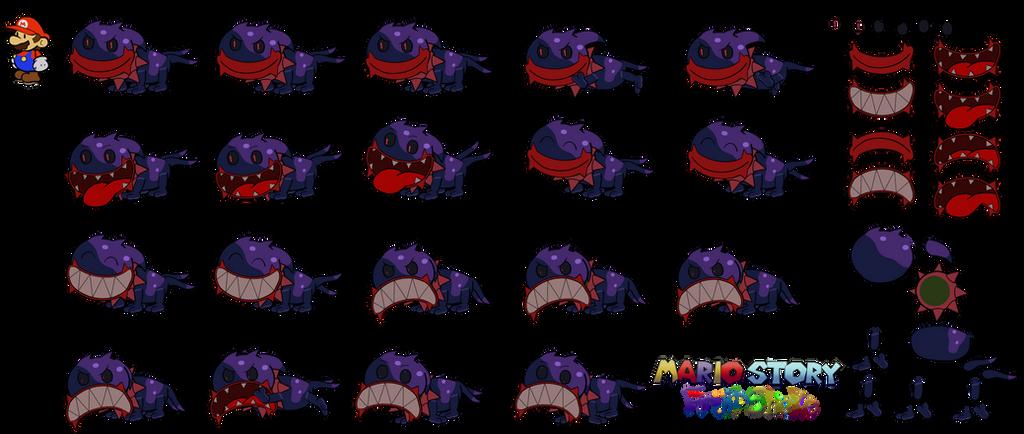 Berruhs (Mario Story Fruit Shake) by DerekminyA