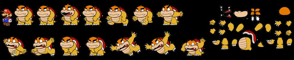 Boom Boom CS version (Paper Mario) by DerekminyA