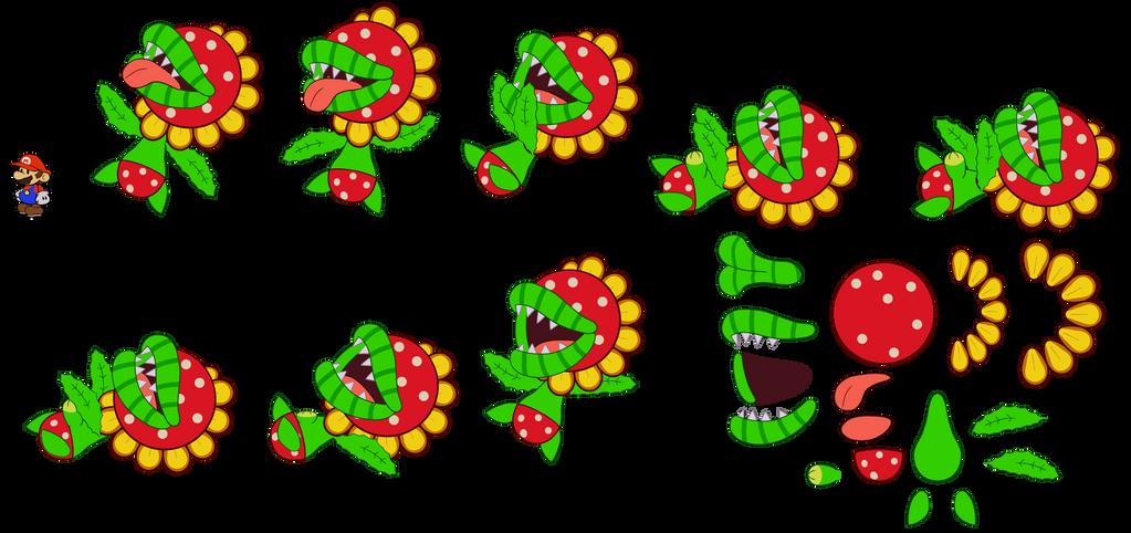 Petey Piranha page 2 (Paper Mario) by DerekminyA