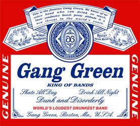 Gang Green by rodakrodak